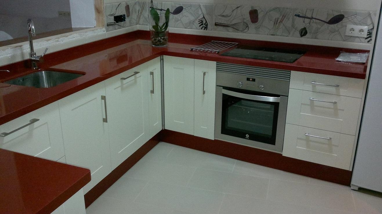 Fabricacion cocinas de madera sevilla carpinter a maydeco - Cocinas de ocasion sevilla ...